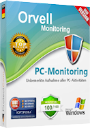 Orvell Monitoring: Software zur PC �berwachung in deutsch